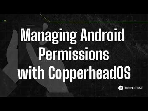 Android Application Permissions and securing Android